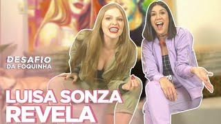 FUNK DA LUISA SONZA NA NOVELA DAS NOVE? | Foquinha