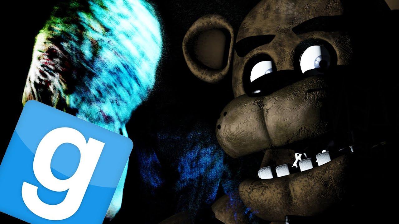 Freddy fazbear vs slender man stop it slender gmod youtube