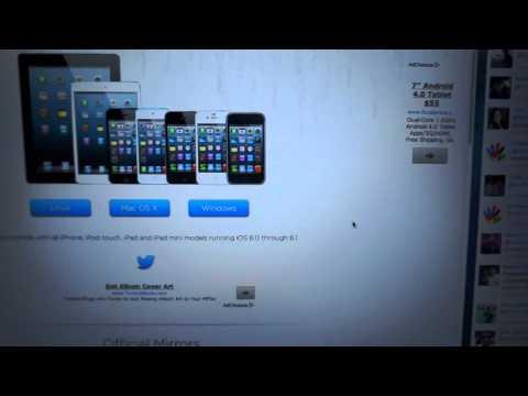 Jailbreak evasi0n iOS 6.0 - 6.1