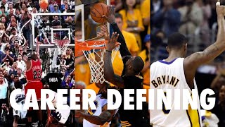 "NBA ""Career Defining"" Moments"
