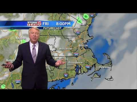Mike's latest Boston-area weather forecast