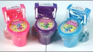 Toilet Candy Plunger With Sour Powder Dip Sour Flush|B2cutecupcakes
