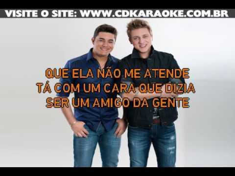 George Henrique E Rodrigo   Amigo Da Onça