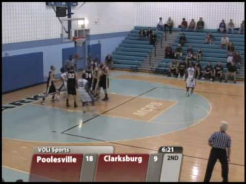 Poolesville vs. Clarksburg Boys High School Basketball Game of the Week