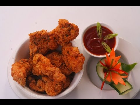 Crispy fry chicken