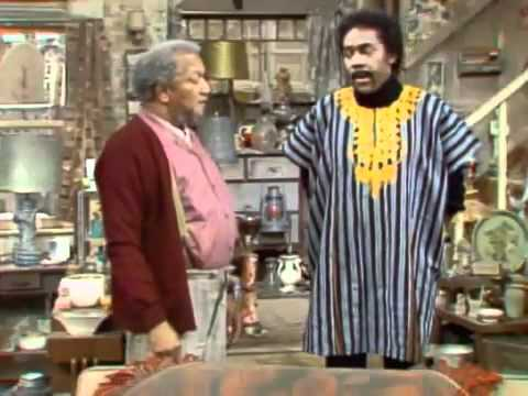 Sanford And Son   Lamont Goes African 1 3 video