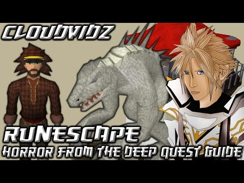 Runescape Horror From The Deep Quest Guide HD Review Thumbnail