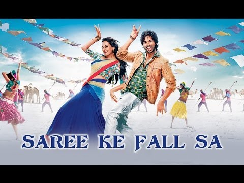 Saree Ke Fall Sa Song Ft. Shahid Kapoor & Sonakshi Sinha | R... Rajkumar video