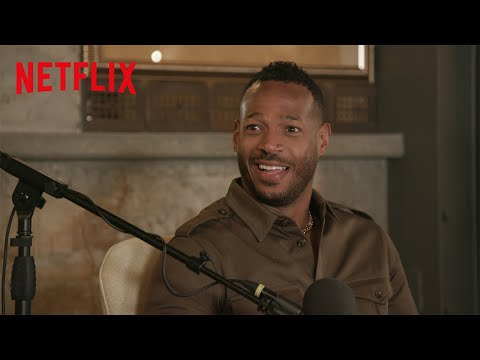 Strong Black Laughs: The Marlon Wayans Interview   Podcast   Netflix