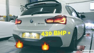 *430+BHP* BMW M140i SHADOW GETS TUNED (TMC TUNING BOX)  *INSANE FASTEST LCI 2 IN THE UK ? *