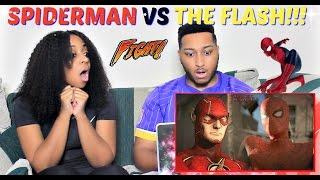 """SPIDER-MAN vs. THE FLASH 