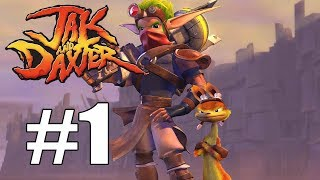 JAK AND DAXTER 3 (PS4 PRO) GAMEPLAY WALKTHROUGH PART 1