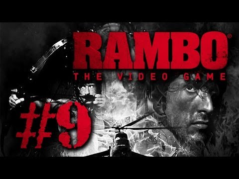 Rambo: The Video Game - Gameplay #9 - Am Rande des Rage-Quit Teil 1