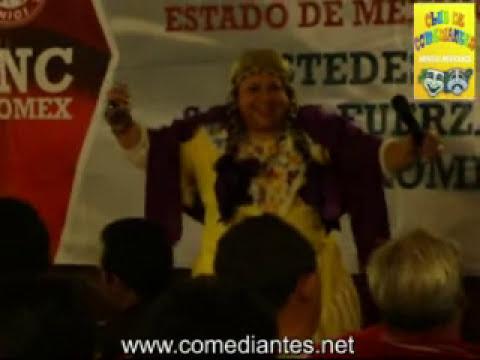 Lucila Mariscal Show www.comediantes.net