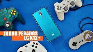 JOGOS PESADOS COM O LG K12+, SERÁ QUE RODA?