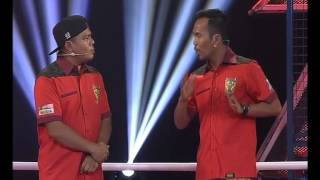 Super Spontan 2014 - Episod 2 - Demonstrasi Dialog Dalam Tin