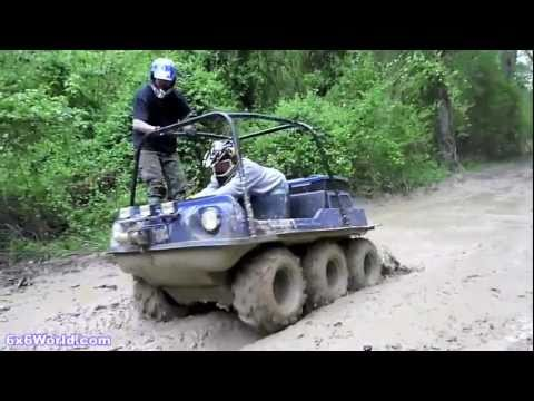 Six Wheelers / Amphibious ATVs