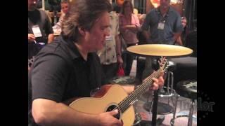 Doyle Dykes and Taylor Guitars' GS Mini