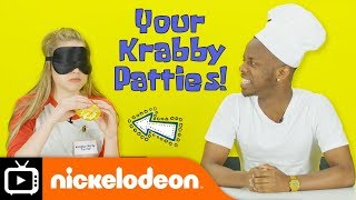 SpongeBob SquarePants | We Made Your Krabby Patties | Nickelodeon UK