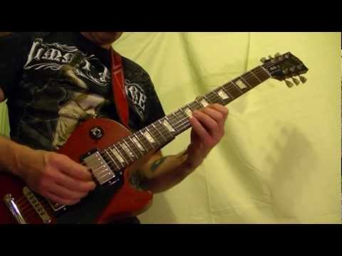 0 BEST Canon Rock Guitar!! (NEW VERSION 2011)