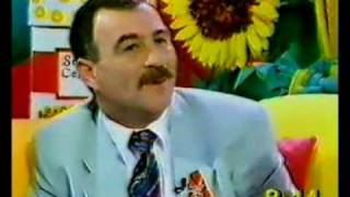 Jim Hutton - Interview (1994 The Big Breakfast)