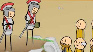 Spartacus (Cyanide and Happiness Short Movie)