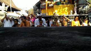 Download Lagu Rainan mecaru bali... Bali nise ceremony Gratis STAFABAND