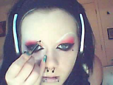 how i draw my eyebrows on youtube