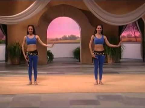 Восточный танец урок №1 Основные движения