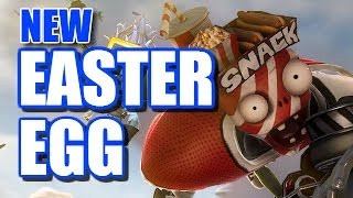 """NEW EASTER EGG"" - Spawn A Yeti + Gargantular Boss! - Plants Vs Zombies Garden Warfare"