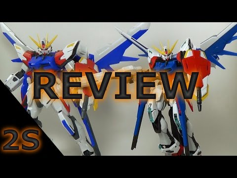 Is the RG Build Strike Gundam BETTER Than the MG? (REVIEW)