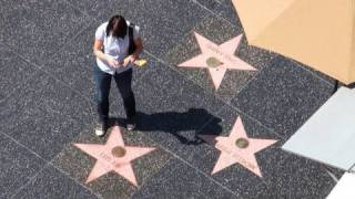 Walk of Fame & Stars in Hollywood, California