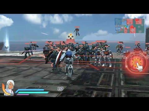 An Idiot Imports Episode #41: Shin Gundam Musou Vita Gameplay