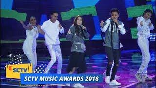 Sheryl Sheinafia feat Rizky Febian - Sweet Talk | SCTV Music Awards 2018