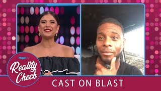 Kel Mitchell Reveals Why James Van Der Beek Is His Biggest Competition On 'DWTS' | PeopleTV