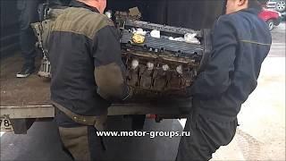 Отгрузка бу двигателя 18K4F на Land Rover Freelander