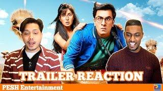 Jagga Jasoos Trailer Reaction & Review | Ranbir Kapoor | PESH Entertainment