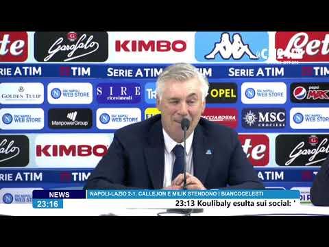 conferenza stampa dopo Napoli - Lazio: abbiamo avuto cazzimma!