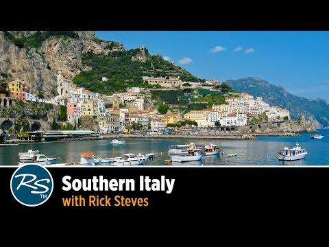 Italy: Southern Italy – Rick Steves Travel Talks