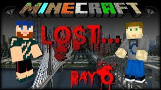 Lost in Minecraft | Modded Minecraft 1.6.4 | Day 6 Lancey is Losing It!
