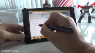 Review of the Active Stylus for the Dell Venue 8 Pro Tablets