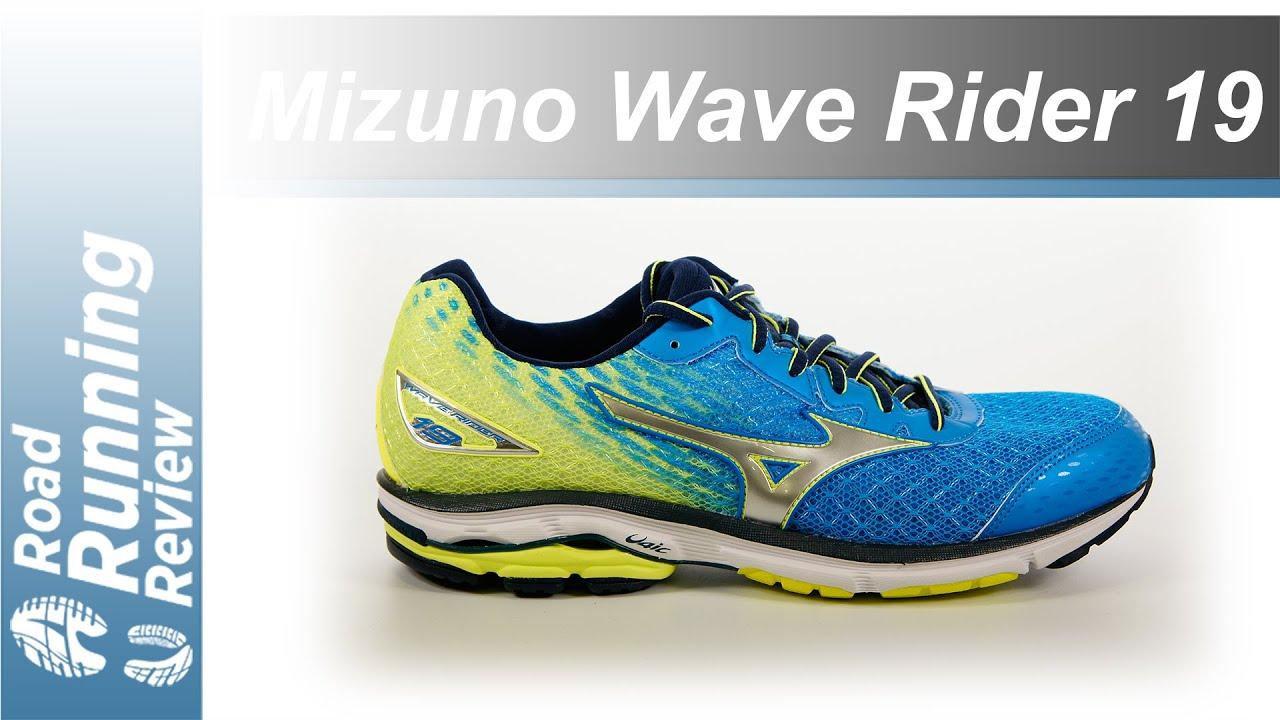 Zapatillas Mizuno Wave Rider 19