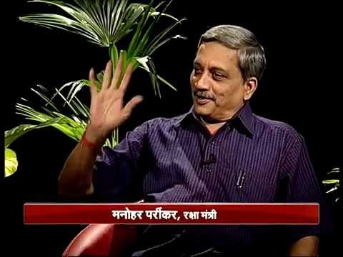 Exclusive: Interview with Defence Minister Manohar Parrikar