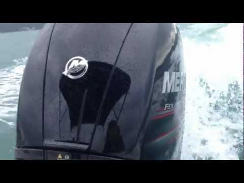 New Mercury outboard four stroke 150hp EFI