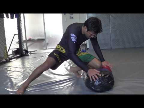 BJJ Drills with Gabriel Rainho Image 1