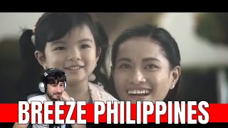 Breeze Philippines: The Good Experiment Reaction | TRY NOT TO CRY Sad Philippines Commercial Comp