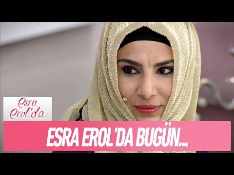 Esra Erol'da bugün neler oluyor ? - Esra Erol'da 8 Kasım 2017