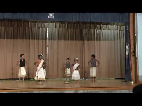 Malou Christmas 2013 - Malayalam Folk Dance video