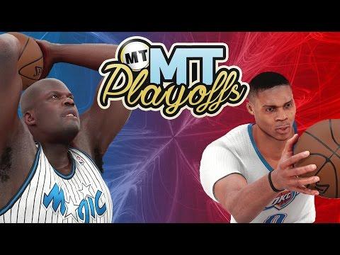 #MTPlayoffs All-Time Orlando Magic vs Oklahoma City Thunder - Diamond Westbrook!  NBA 2K16 MyTeam