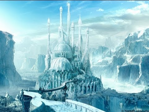 Creepy Winter Music - Snow Queen's Palace